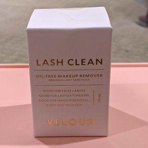 Velour Lash Clean Oil Free Makeup Remover